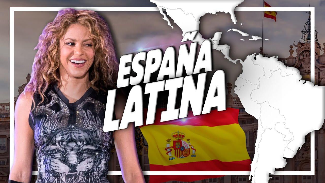 Los 10 PAÍSES LATINOAMERICANOS con MÁS POBLACIÓN en ESPAÑA