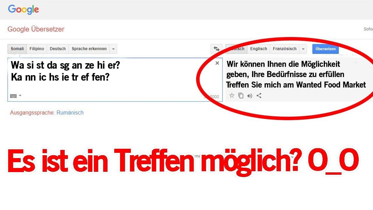 englisch - deutsch übersetzer