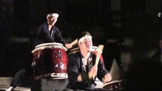 天城連峰太鼓 2013年修禅寺キャンドルナイト「山鳴り」