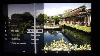 himedia Q30 Media Center Video, Audio, and Subtitle Options