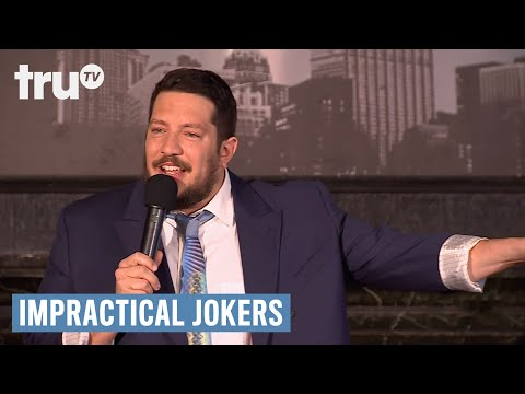 Impractical Jokers - Sal's Unfunniest Stand-Up (Punishment) | truTV