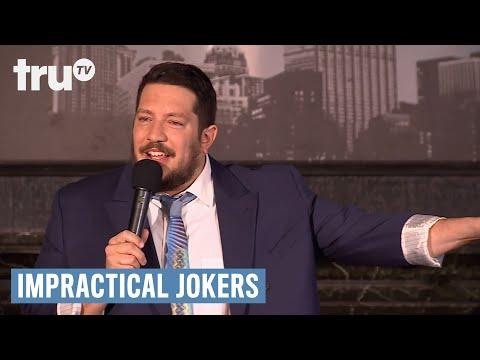 Impractical Jokers  Sal's Unfunniest StandUp Punishment  truTV