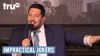 Impractical Jokers - Sal's Unfunniest Stand-Up (Punishment) | truTV
