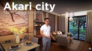 1 ngày ở căn hộ kiểu Nhật Akari city và cùng chill trên nóc nhà công trường dự án - mr home