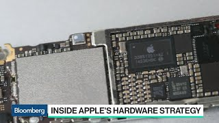 Gambar cover Apple Strikes New Deal With U.K. Chipmaker