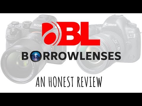 BorrowLenses Review (Camera Gear Rental)