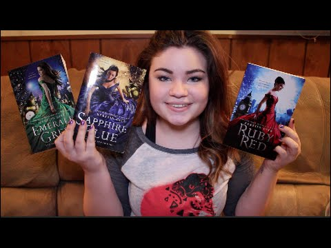The Ruby Red Trilogy By Kerstin Gier | Spoiler Free Series Review