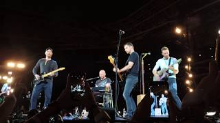 Coldplay - In My Place (Will Champion singing) live in Sao Paulo, Brazil 11 / 07 / 17 HD