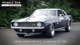 Muscle Car Of The Week Video #55: 1969 Chevrolet Camaro Z/28 302