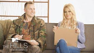 The Hills Trivia w Spencer amp Heidi MTV