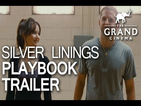 Silver Linings Playbook Trailer HD