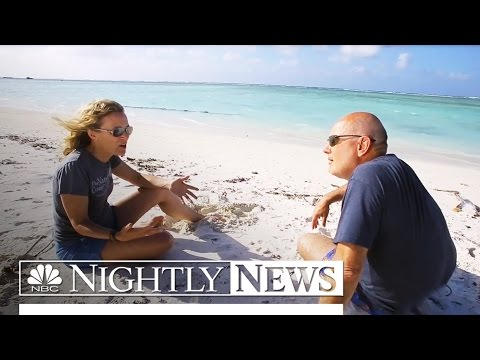Journey to Palmyra Atoll, the Paradise Where TV Cameras Have Never Been | NBC Nightly News