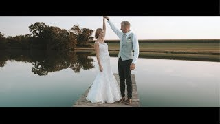 Nate and Sami King // Wedding Film 8.4.19