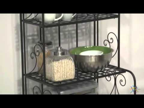 brixton-indoor/outdoor-folding-bakers-rack---product-review-video