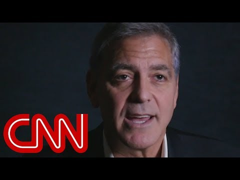 George Clooney: I became an actor by accident