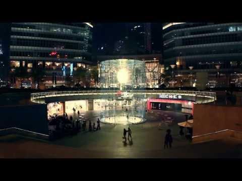 Shanghai-Nightlife City