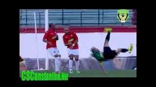 كأس الجزائر : شباب قسنطينة ـ إتحاد بلعباس : مقصية بولمدايس