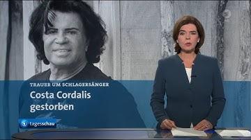 Costa Cordalis gestorben 03.07.2019 + Auftritt ZDF Hitparade 1977