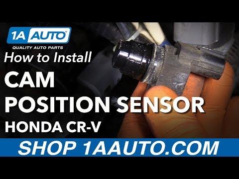 How to Replace Camshaft Position Sensor 02-09 Honda CR-V