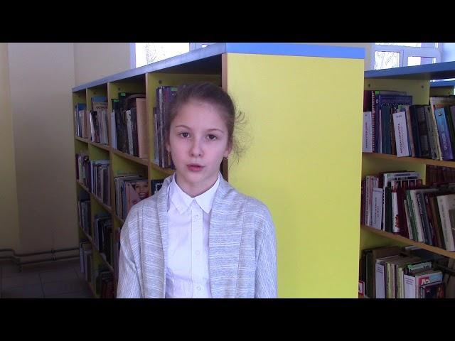 Изображение предпросмотра прочтения – ДианаШрейдер читает произведение «Дети блокады» Л.Зазерского