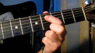 How to play Mission Impossible on guitar / Easy and Basic