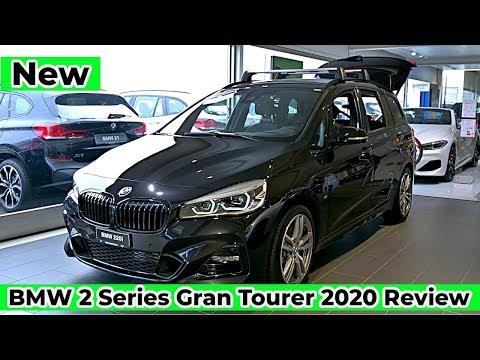 New BMW 2 Series Gran Tourer 220i 2020 Review Interior Exterior