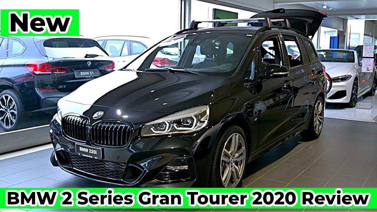New Bmw 2 Series Gran Tourer 220i 2020 Review Interior Exterior Youtube
