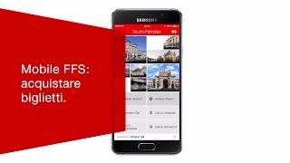 Mobile FFS: Acquistare biglietti. screenshot 5
