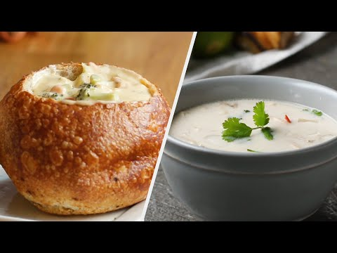10 Mouthwatering Homemade Soup Recipes