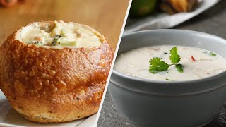 8 Rich & Wholesome Fall Soups • Tasty