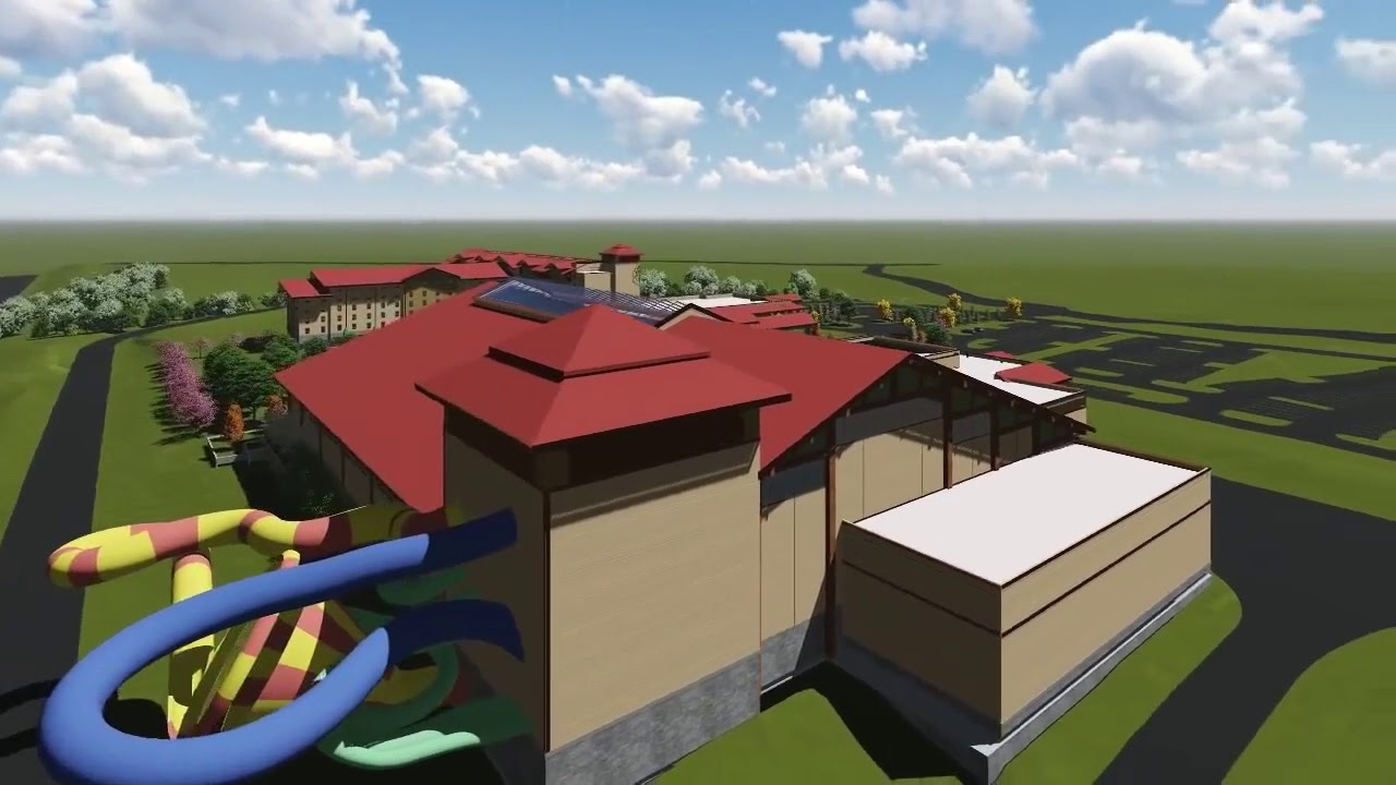 Great Wolf Lodge Coming In Roblox Youtube