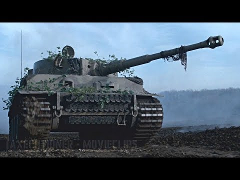 Fury |2014| All Tank Battles [Edited] (WWII April 25, 1945)