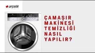 Çamaşır Makinesi Temizliği Nasıl Yapılır?