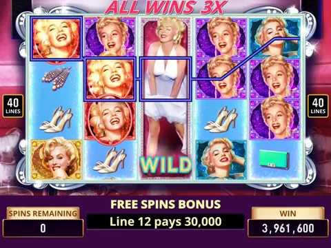 Spiele Marilyn Monroe - Video Slots Online