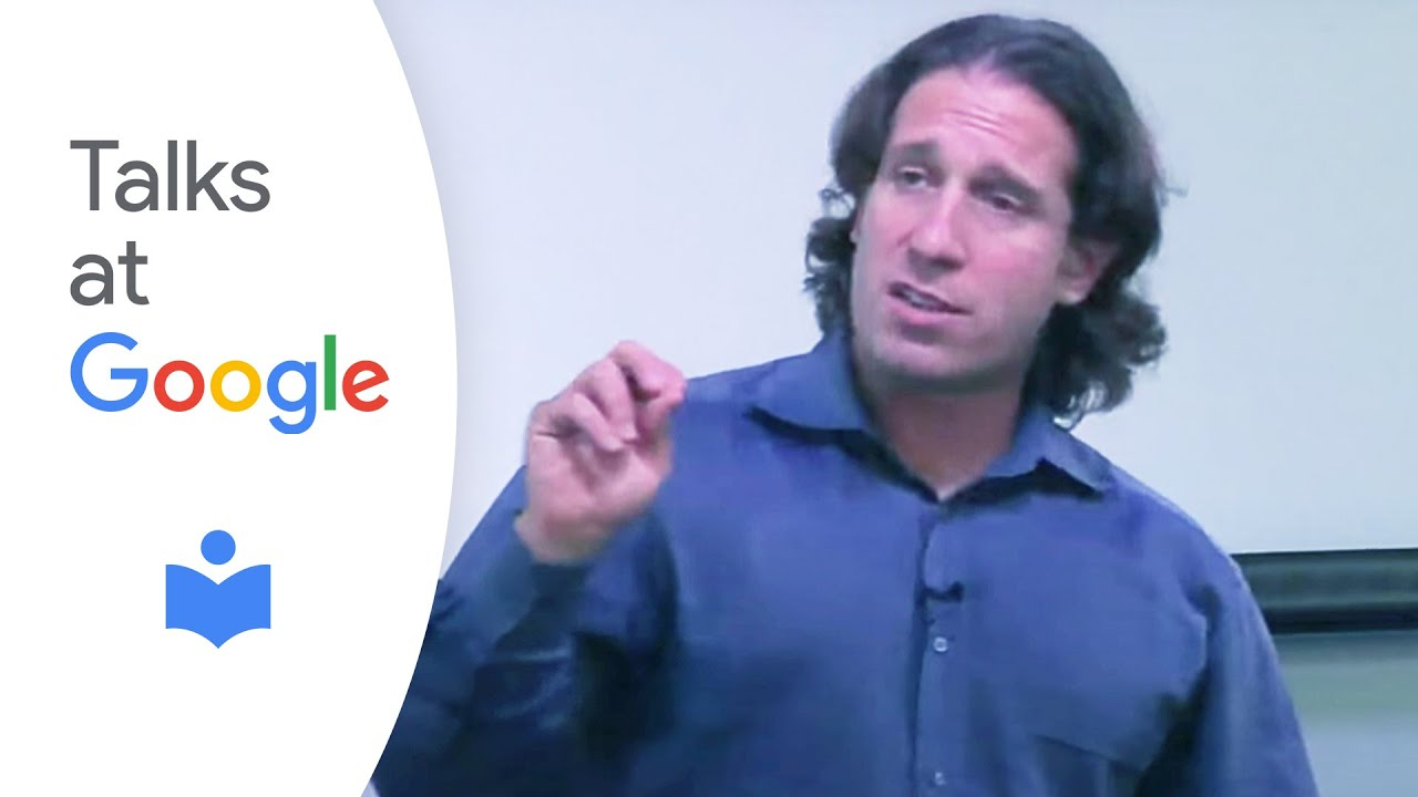 Authors@Google: Jeremy Bailenson, Infinite Reality: Revealing the Blueprints of our Virtual Lives