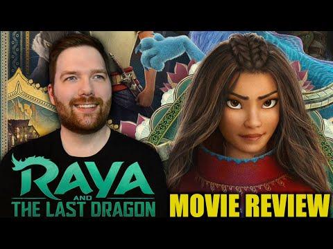 Raya and the Last Dragon - Movie Review - Chris Stuckmann