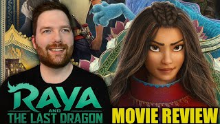 Raya and the Last Dragon - Movie Review