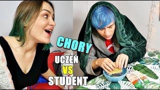 CHORY: W SZKOLE VS NA STUDIACH