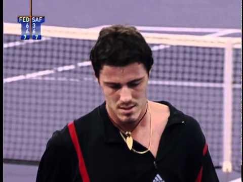 Facing Federer Bonus 1: Tie break between Roger Federer and Marat Safin
