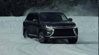 The Legendary Mitsubishi Super-AWC in the 2016 Outlander