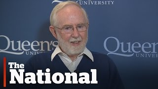 Canadian Arthur B. McDonald wins 2015 Nobel Prize in Physics