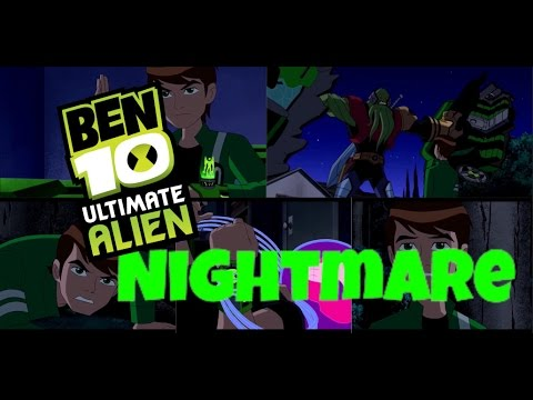 ben 10 nightmare