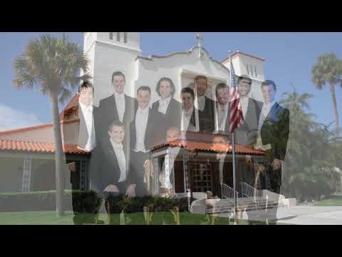 Chanticleer in concert at First Presbyterian