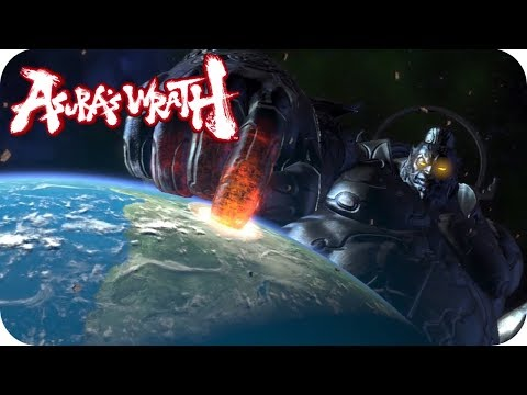 Asura's Wrath - VS Wyzen [S-Rank]