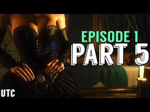 SLEEPING WITH EMILY :: The Council - Part 5 (Episode 1: The Mad Ones) :: Let's Play Gameplay 2018