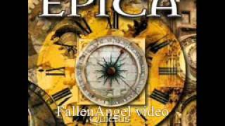 Epica - Quietus Single - Track 2. Crystal Mountain  (Orchestral Version) - (FallenAngel Video)
