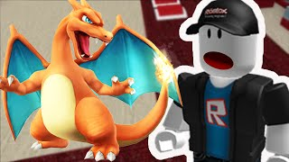 Pokemon Go TYCOON CHARIZARD Project Pokemon | Roblox