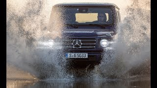 Mercedes-Benz G-class 2019 Car Review