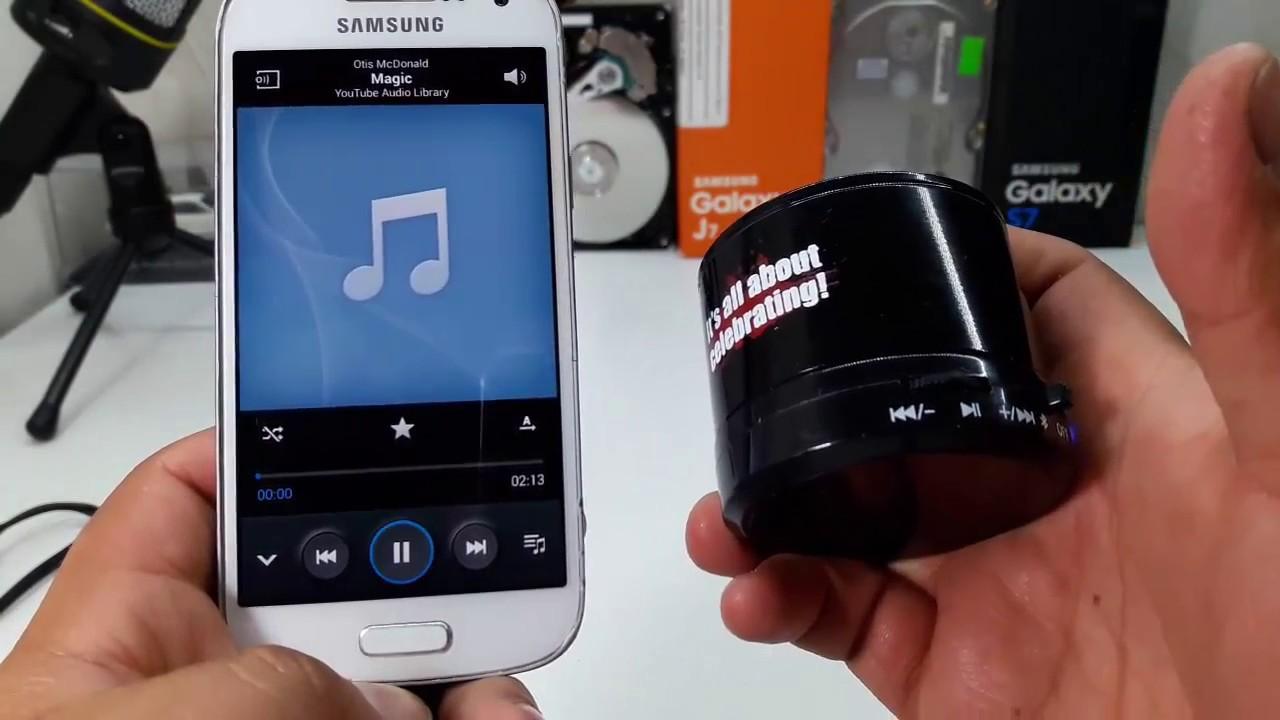 Bocina Bluetooth TechZone y Reproductor Mp3 tipo Reloj Green Leaf /Desempaquetado y Revisado