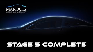 Real Racing 3 Expert - Marquis World Championship Stage 5 Complete Upgrades 0000000 RR3